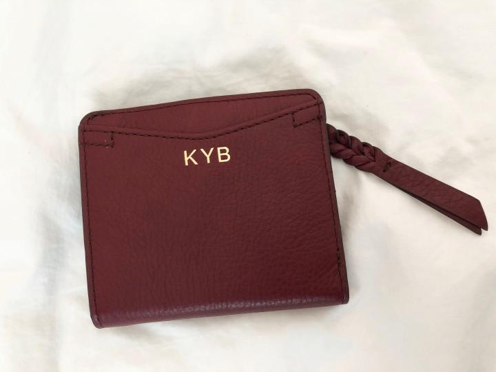 kyb wallet
